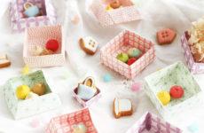 Своими руками: Коробочки оригами из цветной бумаги