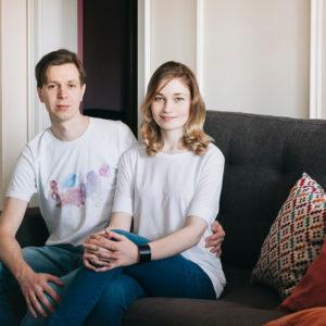В гостях: Квартира с розовой прихожей в «сталинке»