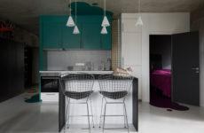 Квартира в Хамовниках с двумя кляксами на полу