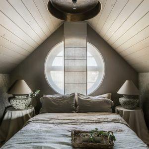 Проект недели: Спа-домик для друзей с  купелью и чайной комнатой