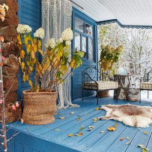Снежный сад: Из чего складывается зимняя декоративность вашего участка