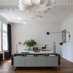 Двухэтажная квартира в Калининграде