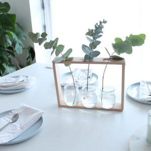 Своими руками: Как сделать вазу в скандинавском стиле