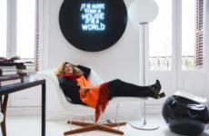 Испания: Дом архитектора, полный ярких красок