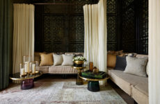 Не просто шторы: Необычные приемы работы с текстилем