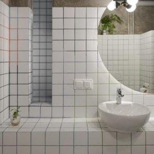 Вопрос: Зачем нужно окно между ванной и кухней