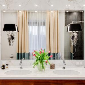 До и после: Ванная комната в стиле SPA