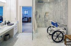 Инвалидность и ремонт: Находки из проектов дизайнеров