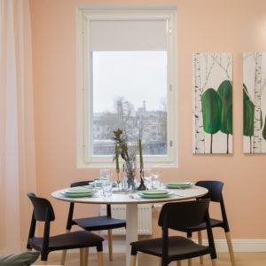 Квартира под сдачу в духе модных трендов