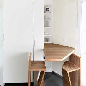 Хороший вопрос: Какой стол выбрать для маленькой кухни