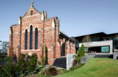 Австралия: Церковь, которая превратилась в дом