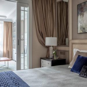Квартира со спальней без окна
