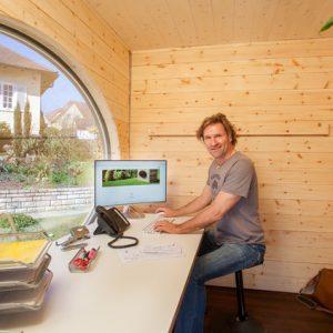 Германия:  Дом 5 кв.м — для маленького участка