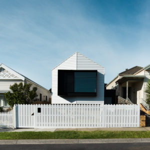 Австралия: Дом, где вместо ремонта перестроили здание
