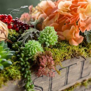 Микротренд: Мода на искусственные растения и цветы