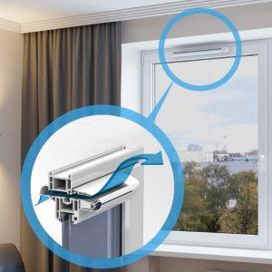 Вопрос: Что вас ждёт после установки вентклапана на окна