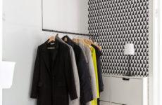 Дизайн-дебаты: Как хранить одежду в прихожей в «мокрые» сезоны