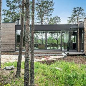 Швеция: дом для семьи калифорнийского архитектора