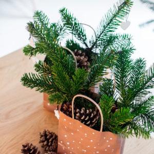 Фотоохота: Сервировка новогоднего стола — 20 идей