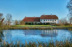 Дания: Дом Карен Бликсен, баронессы и писателя