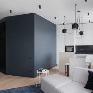 Квартира-лабиринт в Сокольниках