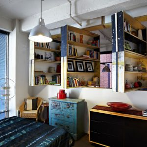 Трансформеры: 12 идей меблировки маленьких комнат