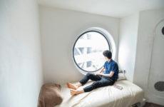 Япония: Квартира-капсула в знаменитом доме Кисё Курокавы