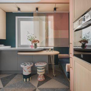 Есть решение: Семь вариантов дизайна кухни 10 кв.м
