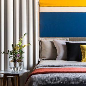 Проект недели: Спальня и… столовая — в комнате 20 кв.м