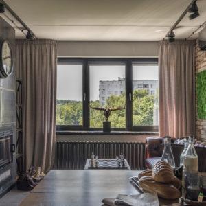 Квартира с двумя кухнями