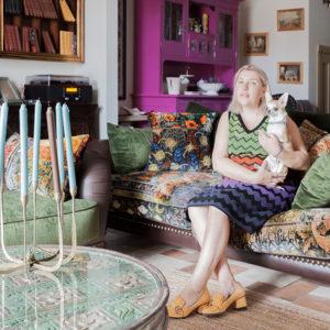 В гостях: Таунхаус, который вдохновил хозяйку начать бизнес