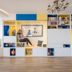 Просто фото: 27 идей, где хранить книги