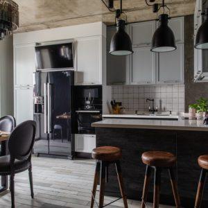 Есть решение: 8 вариантов кухни 18 кв.м