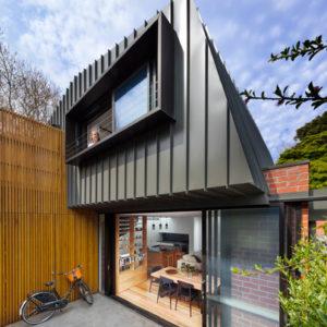 Австралия: Старый дом, который увеличили на 56 кв.м