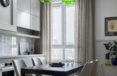 Есть решение: 9 вариантов дизайна кухни-гостиной 17 кв.м
