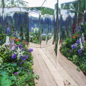 Проект недели: Французский сад на выставке в Москве