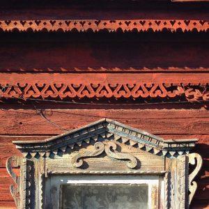 Вопрос: Как (и чем) покрасить деревянный дом снаружи
