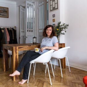 В гостях: Квартира на Большой Грузинской