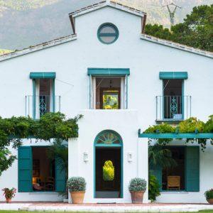 Вопрос: В какой цвет покрасить дом