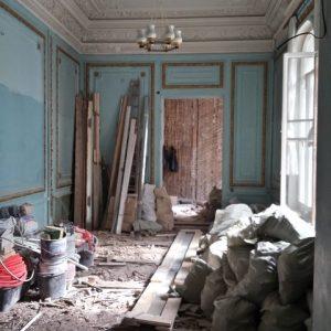 Квартира в доме Английского клуба на Миллионной улице