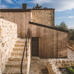 Италия: Из руин — в обновлённый дом под Флоренцией