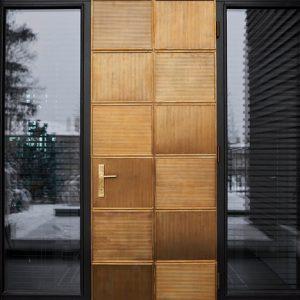 Вопрос: Какую входную дверь выбрать для дома
