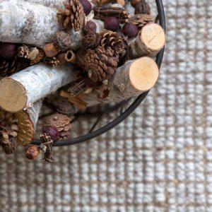 Фотоохота: 72 поделки из шишек — почему бы и нет