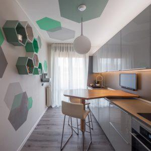 Как сделать небольшую кухню просторной: 12 нехитрых приемов