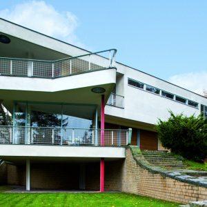 Германия: Дом Шминке в Лёбау