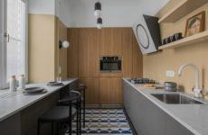 Кухня недели: В доме 1907 года, пропитанном ностальгией